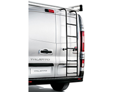 Accessoires voor exterieur voor commerciële voertuigen