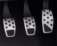 Sportieve pedalen van staal voor Jeep Renegade