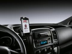 Smartphonehouder voor Fiat Professional Talento