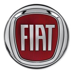 Sierelement Fiat achterzijde voor Fiat 500X