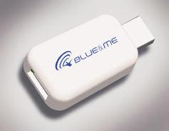 Media player Blue Me adapter voor iPod en iPhone