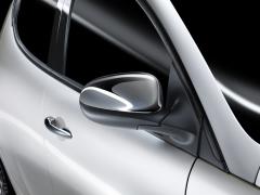 Verchroomde kappen voor spiegels voor Lancia Ypsilon