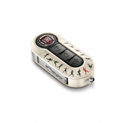 Set key covers Umanoidi voor Fiat 500