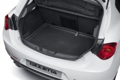 Halfharde bescherming voor kofferbak voor Alfa Romeo Giulietta