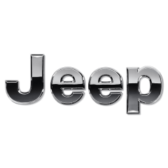 Sierelement Jeep motorkap voor Jeep