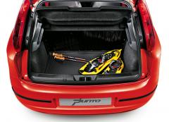 Halfharde bescherming voor kofferbak voor Fiat