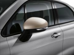 Spiegelkappen voor Fiat 500X