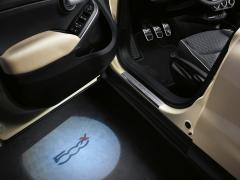 In-/uitstapverlichting voor voorportier voor Fiat 500X