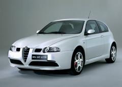 VOORBUMPER VOOR ALFA ROMEO 147 GTA