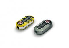 Key cover kit Free Time voor Fiat en Fiat Professional Doblo