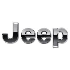 Sierelement Jeep voorzijde voor Jeep Grand Cherokee
