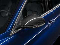 Spiegelkappen van koolstofvezel voor Alfa Romeo Giulia
