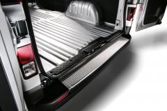 Bescherming laadruimte van bus voor Fiat Professional Talento