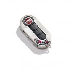 Set key covers Circles voor Fiat