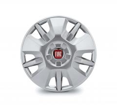 Set wieldoppen van 16'' voor Fiat Professional Ducato