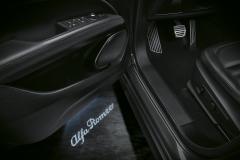 In-/uitstapverlichting voor voorportier voor Alfa Romeo