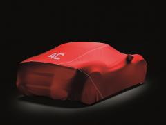 Autohoes voor gebruik binnen voor Alfa Romeo 4C