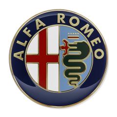 Sierelement Alfa Romeo achterportier voor Alfa Romeo