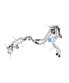 Dieselfilter voor Jeep Compass/Patriot